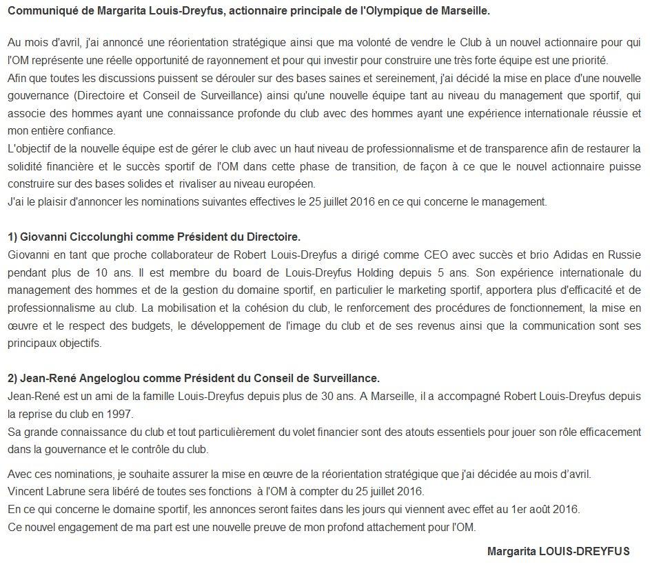 [Staff] Margarita Louis-Dreyfus la gardienne du temple - Page 10 Cn06i9xXgAAZaQY