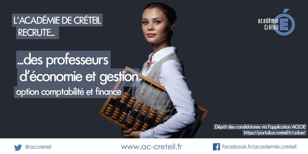 L'académie de Créteil n'a pas peur des clichés pour sa campagne de recrutement Cn0PlE_WIAEHRJN