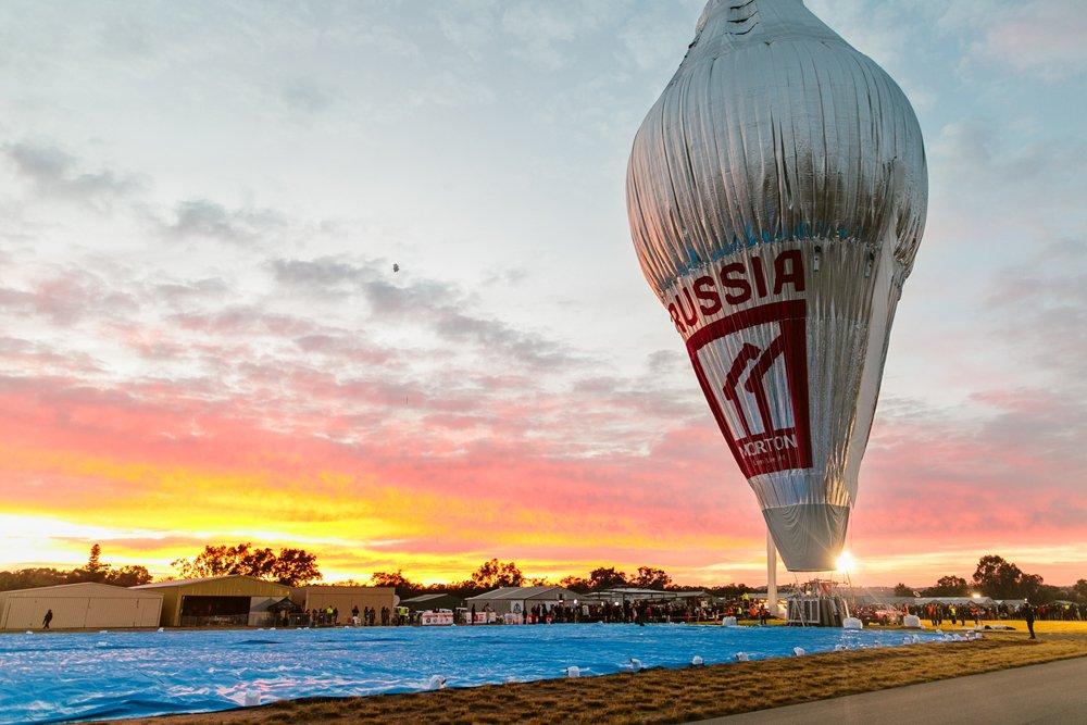 Fedor Konyukhov e il giro del mondo in mongolfiera in 12 giorni