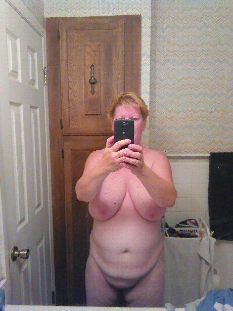 Nude Selfie 7253