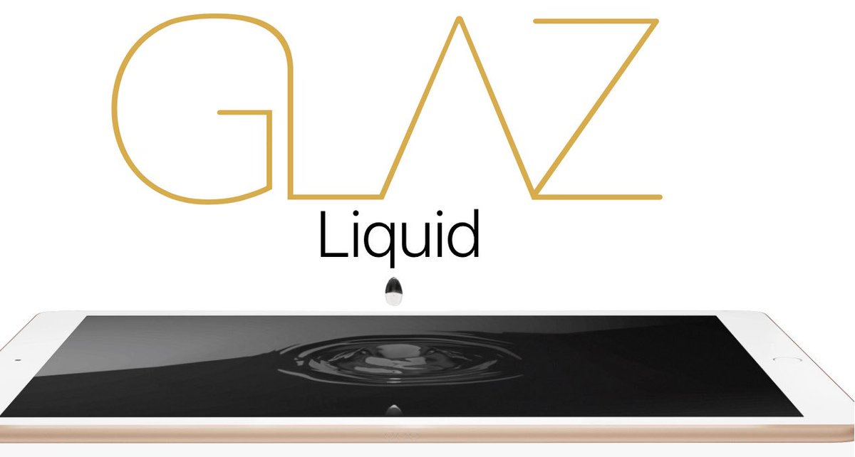 Idevicehelp On Twitter Liquid Glaz Screen Protector Review