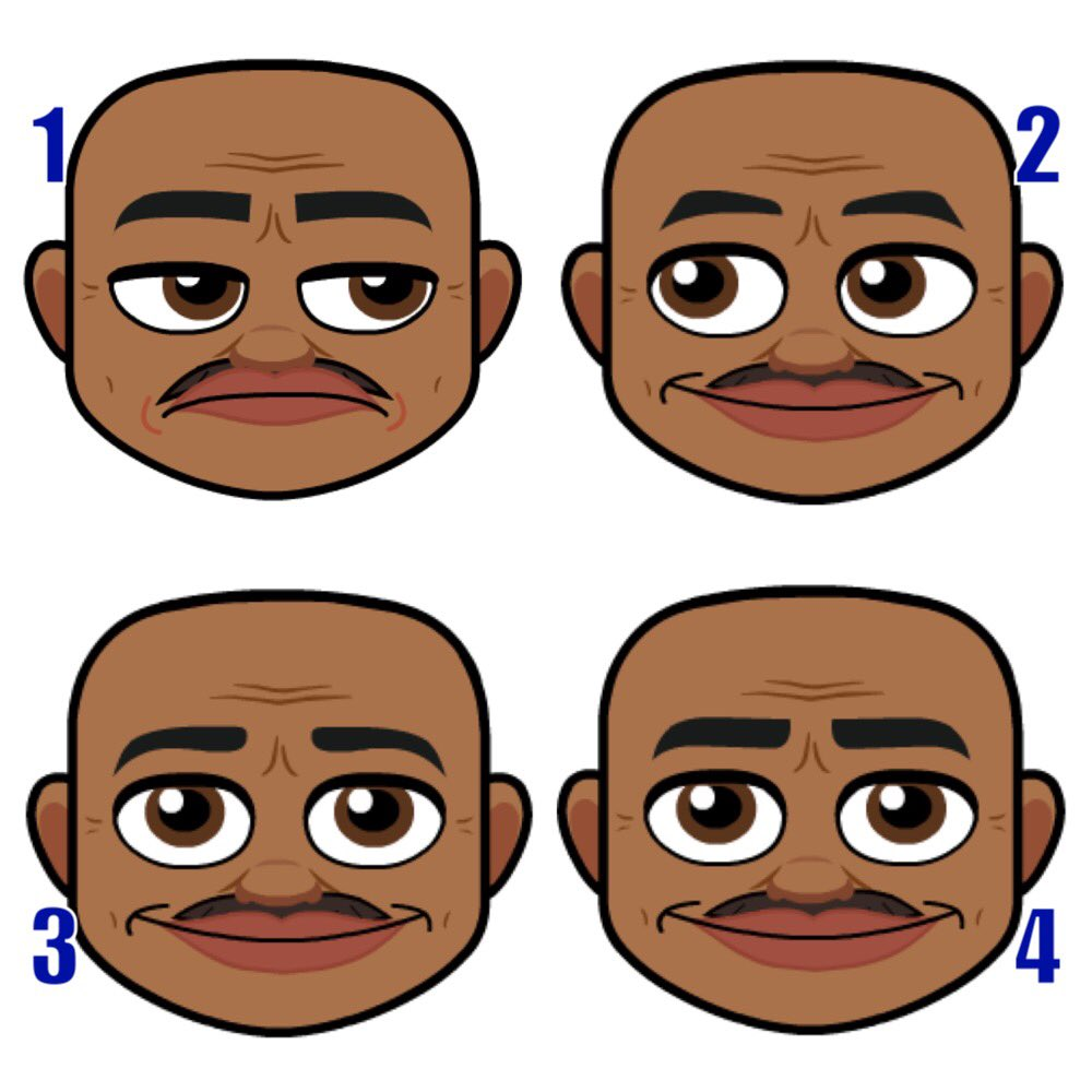Most Accurate Eyebrows For Chucks Bitmoji Youdecide Scoopnestcom