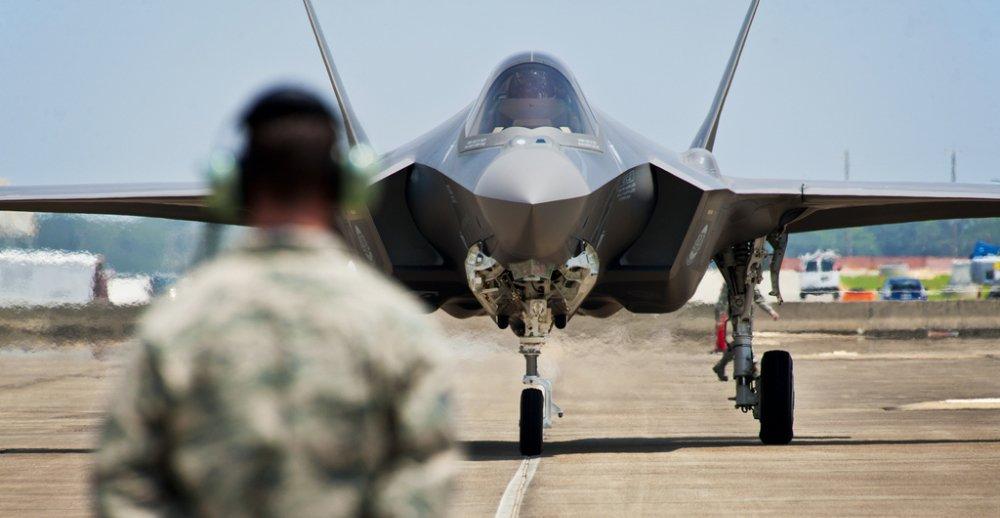 لوكهيد مارتن ستبدأ ببناء اول مقاتلتين F-35 لصالح تركيا خلال اقل من سنه  Cn1tSFdXEAA711z