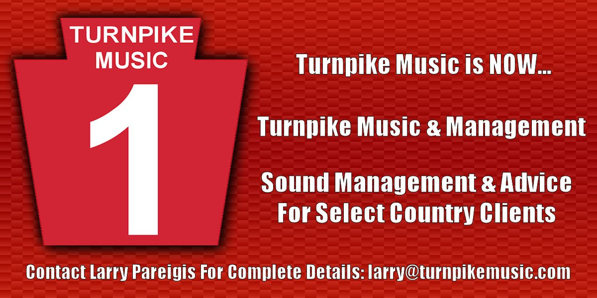 @TurnpikeMusic & Management. 24/7/365, #ItsWhatWeDo. https://t.co/X59aEvlvo0