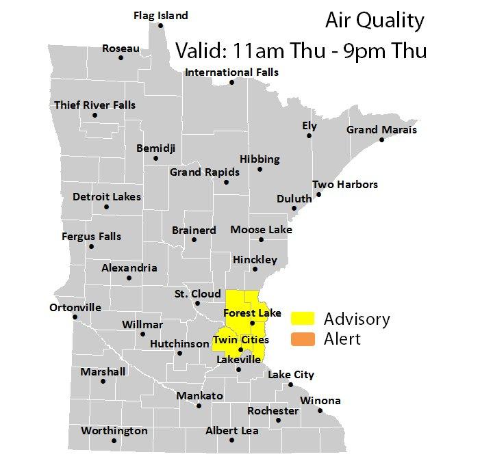 Air Pollution Advisory : Latest News, Breaking News