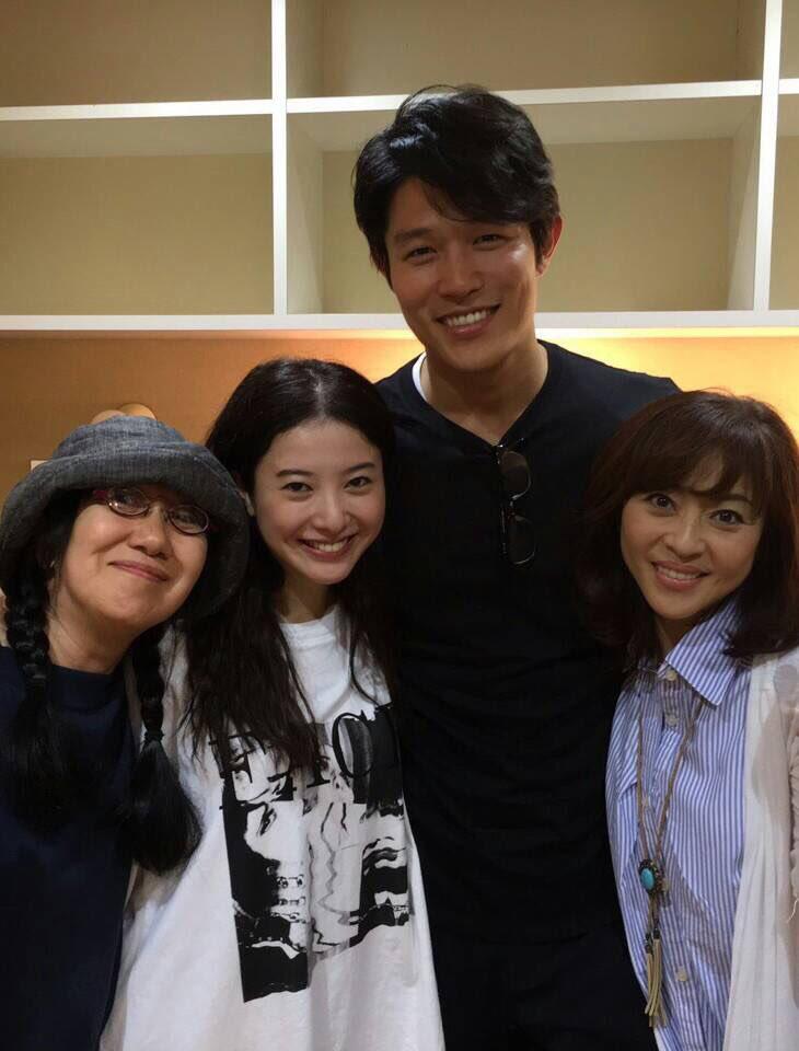 ◇「花子とアン」の4ショット