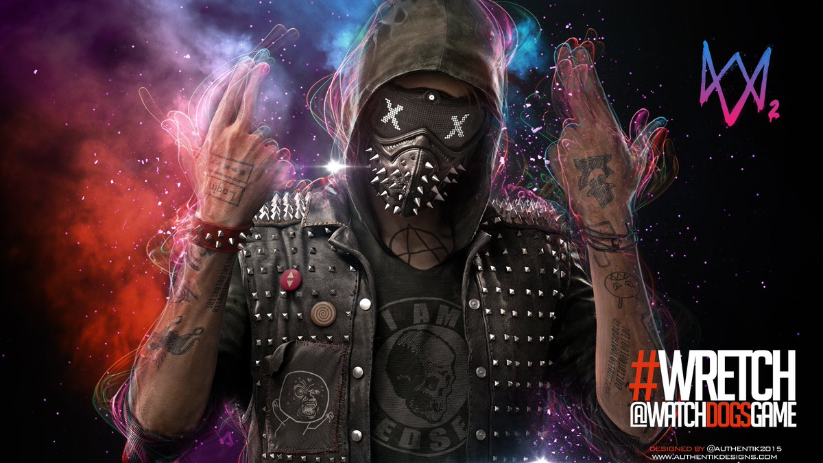 Authentik Designs On Twitter Here S Some New Watchdogs2