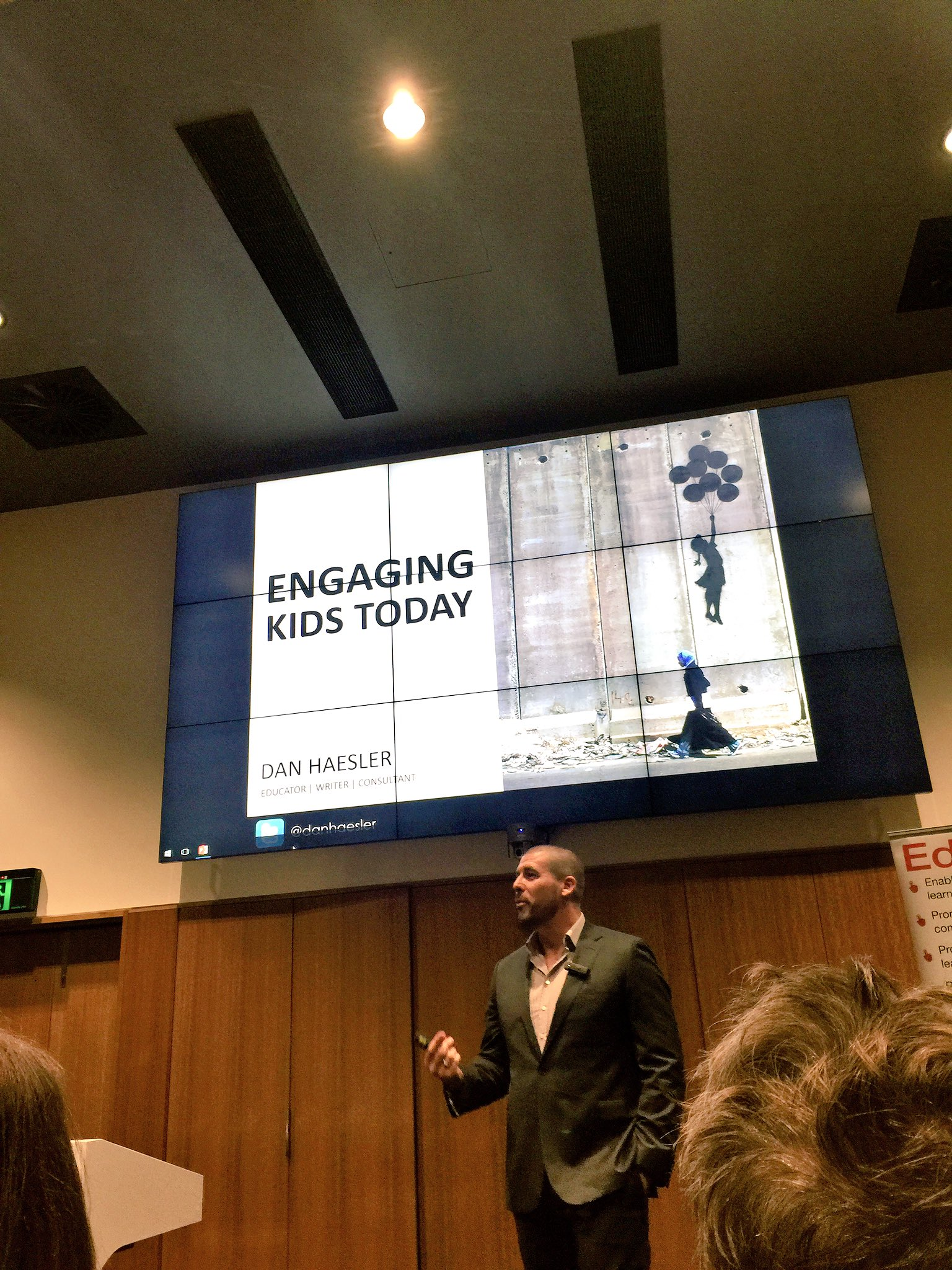 Engaging kids today #DECD #EdTechSA @danhaesler #newbasics educator writer consultant https://t.co/jSPNxC7P6R