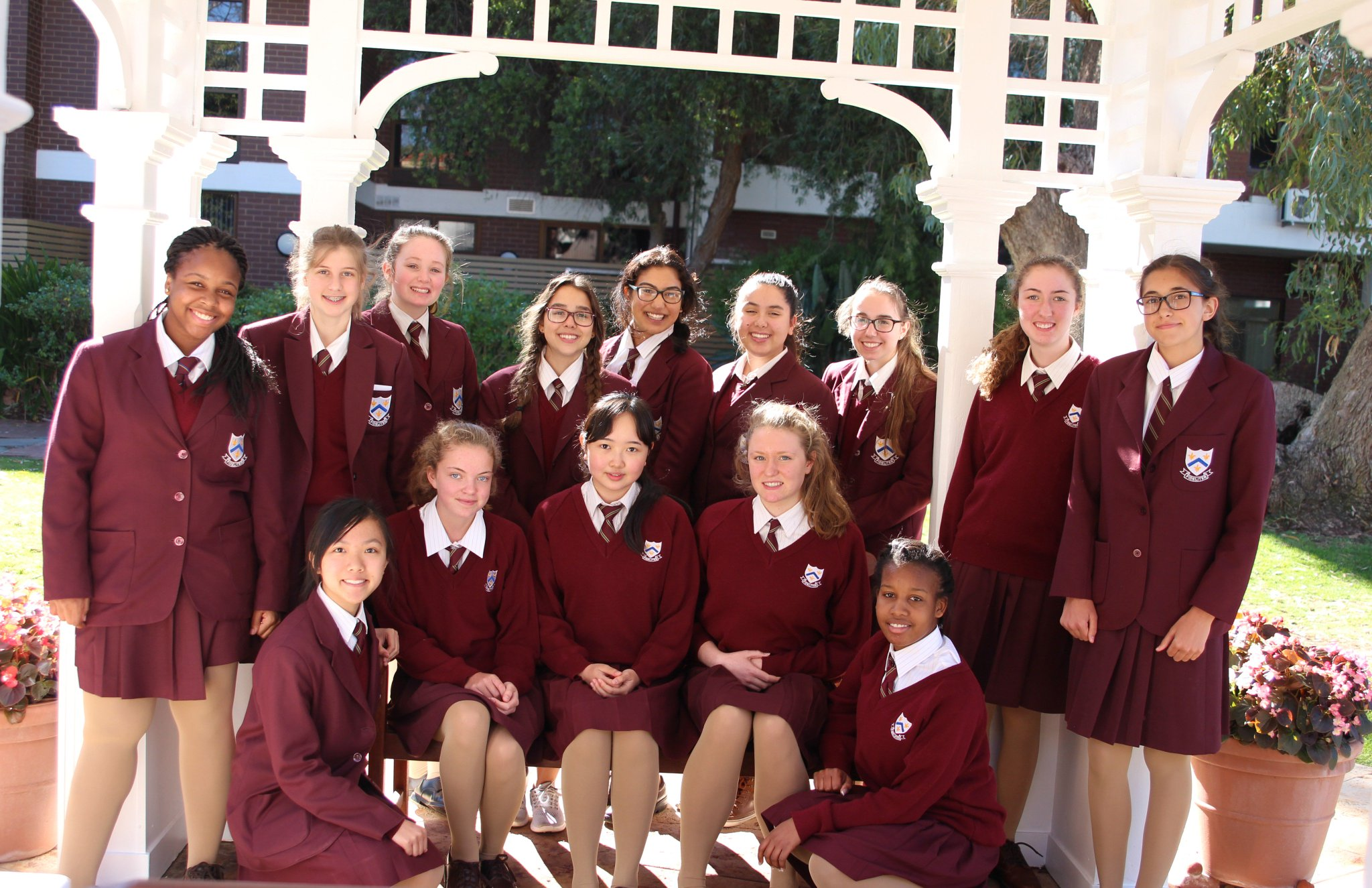 saint marie girls What better way to honor her than to offer an assumption education to these young girls of  st marie eugenie secondary school in  feast of st marie .