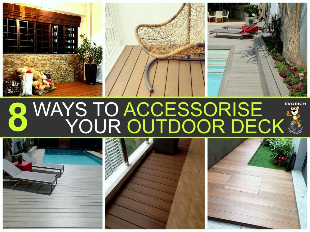 8 Ways to Accessorise Your Outdoor Deck https://t.co/dWK8HzlEe3 https://t.co/AqrDPWm6hB