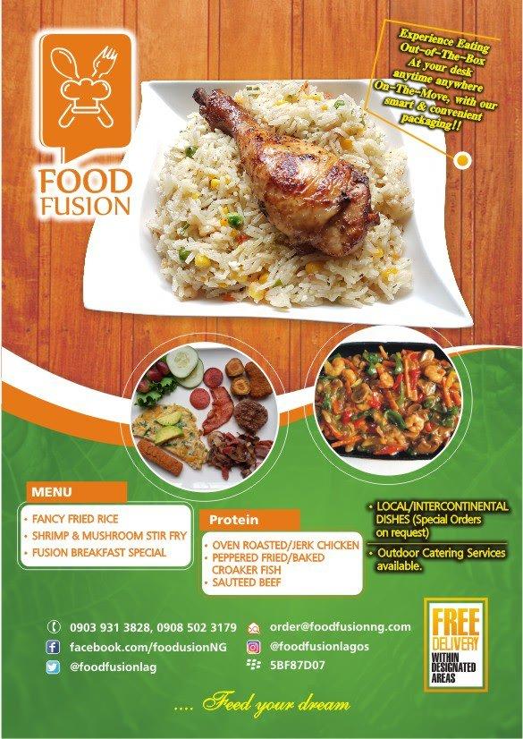 Food Fusion Lagos Foodfusionlag Twitter