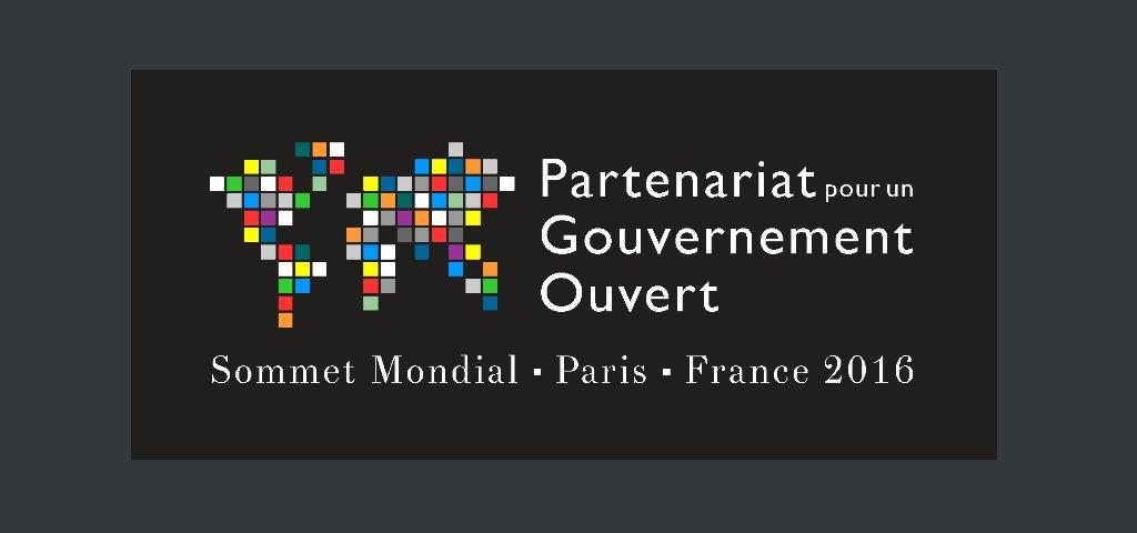 Somment mondial OGP - Paris