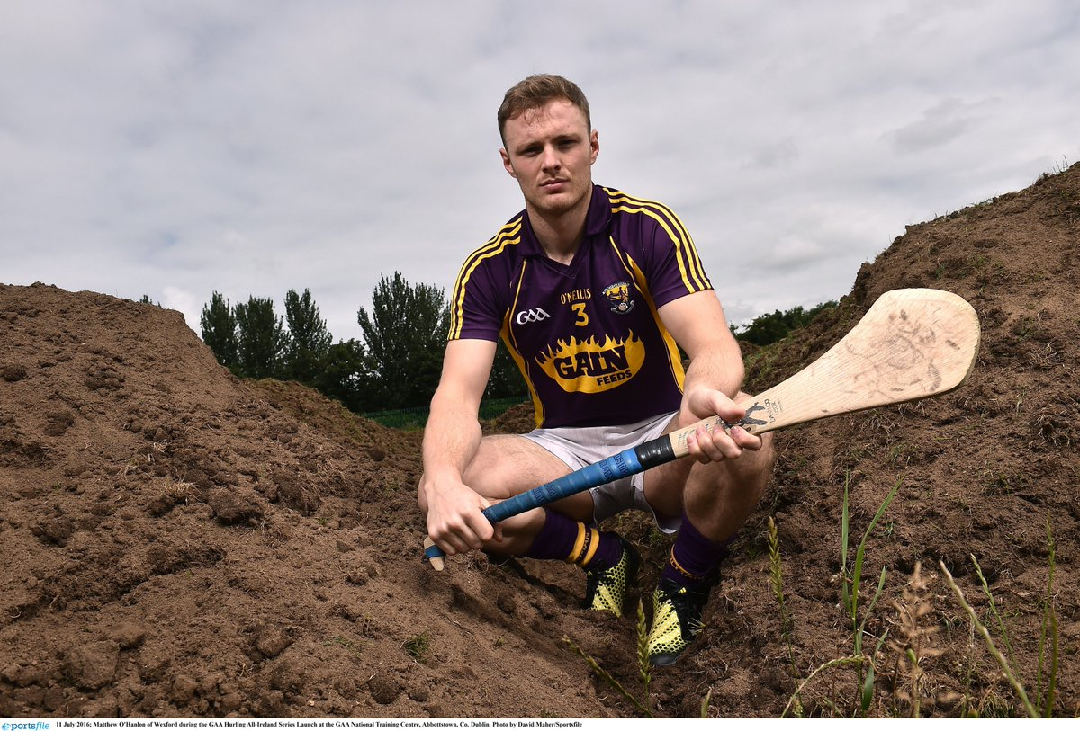 the gaa on twitter matthew o hanlon says officialwexgaa are matthew o hanlon says officialwexgaa are full of belief going into sunday s shc