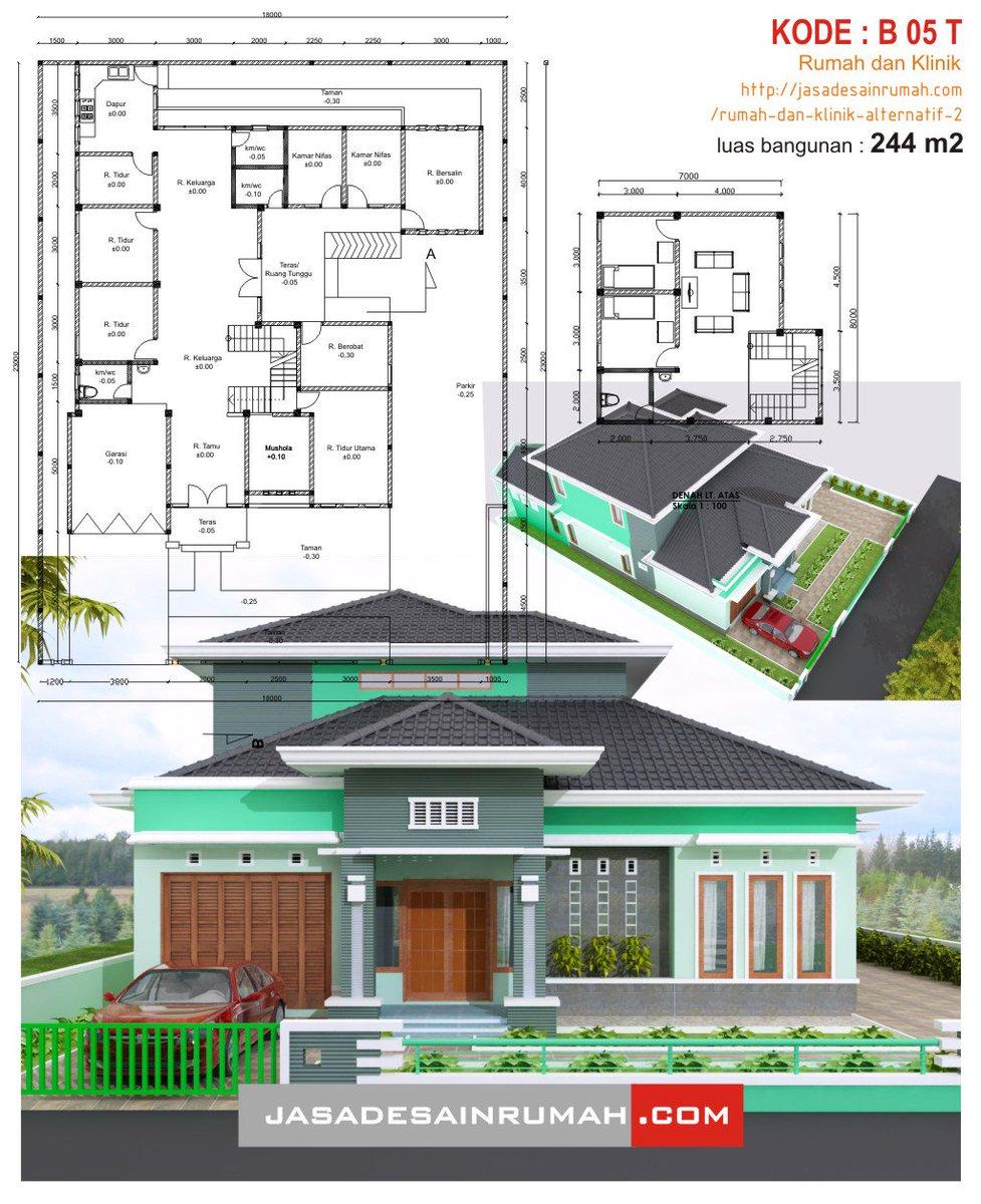 74 Foto Desain Rumah Type 36 Dengan Toko Terbaru Unduh