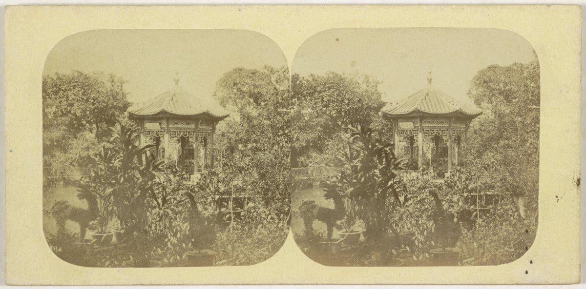 josepha richard on twitter photo canton garden of how qua by pierre joseph rossier in 1855 62 rijksmuseum httpstcohjk5sufgem - Canton Garden
