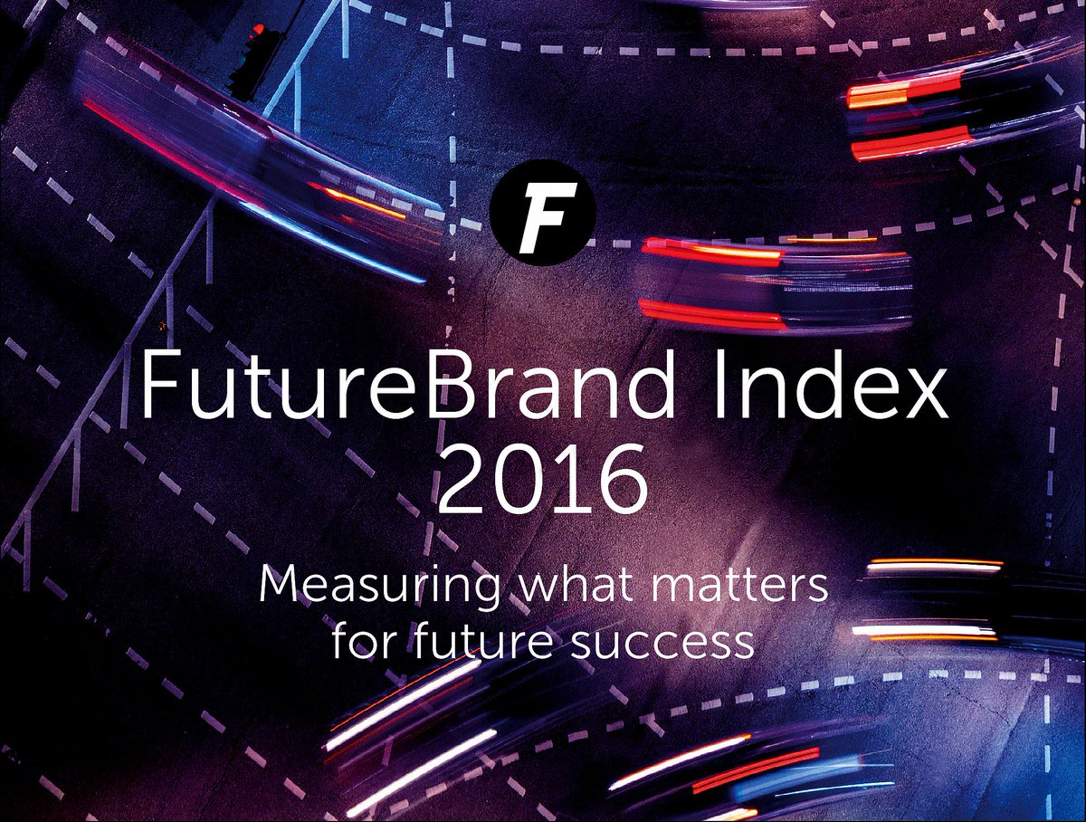 The FutureBrand Index 2016 is officially LIVE! Read the report here: https://t.co/OR0XwDvNaV #FBIndex2016 https://t.co/TnwhH05XPM