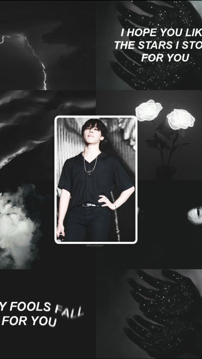 Bts Wallpaper Aesthetic Black - Free Wallpaper HD Collection