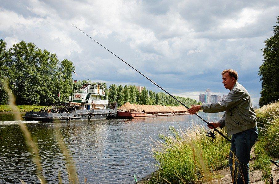 рыболовный турнир в москве