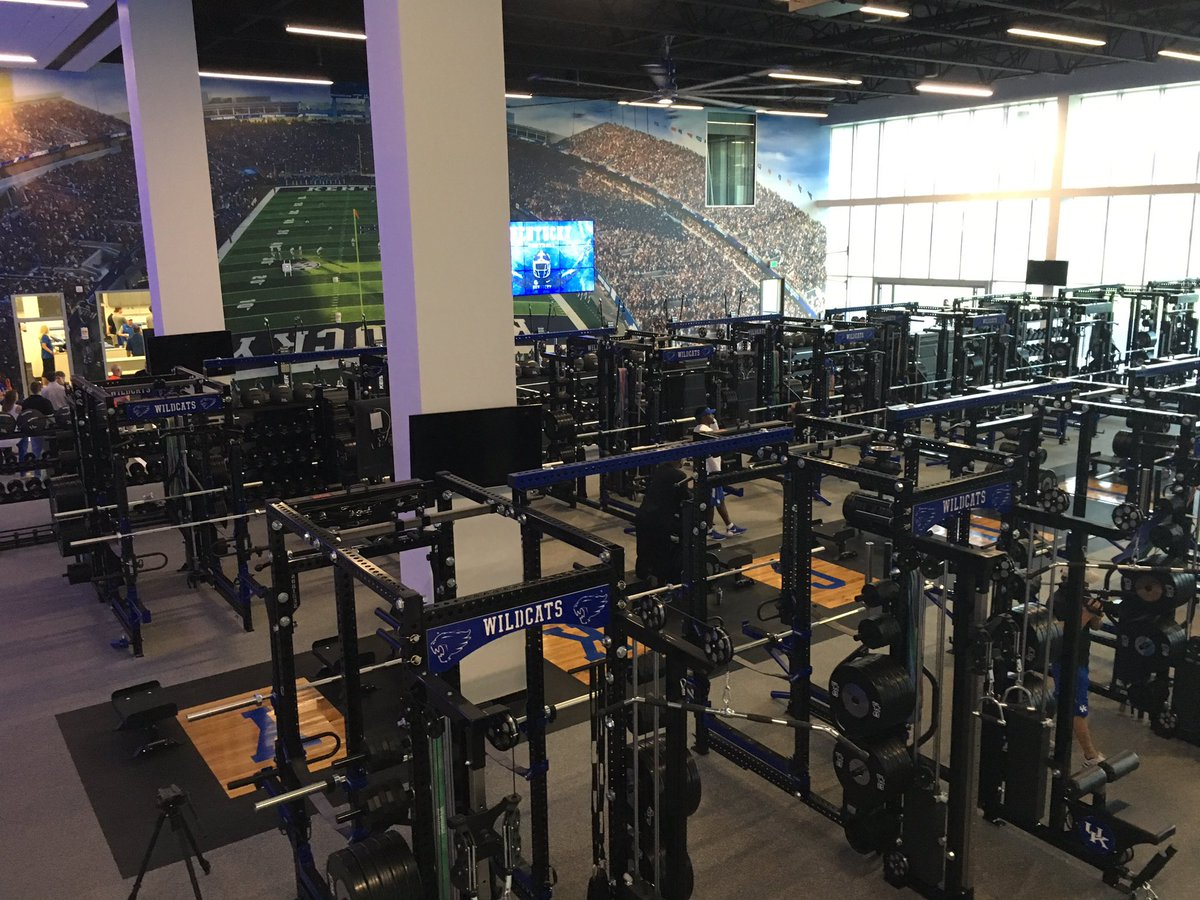 Photos Uk Football Moves Into Its New State Of The Art Practice
