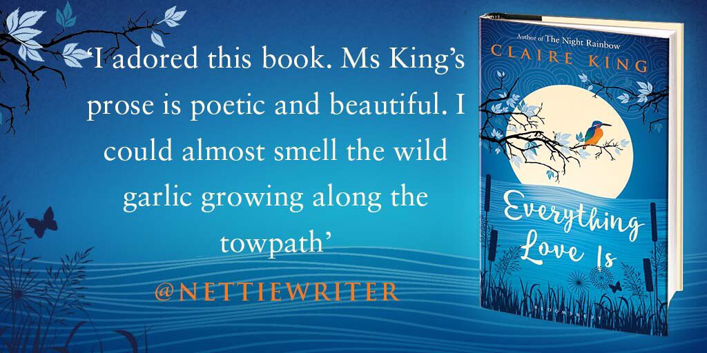 Delighted to take part in the social media campaign for the talented @ckingwriter's new book. https://t.co/NibYY3tDnQ