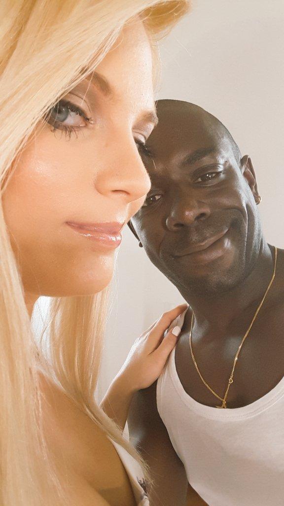 White man black teen girl