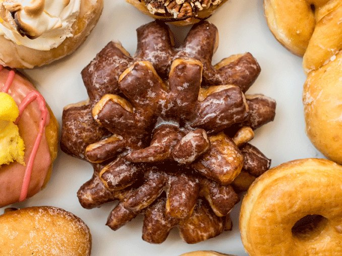 Image result for sarah donuts