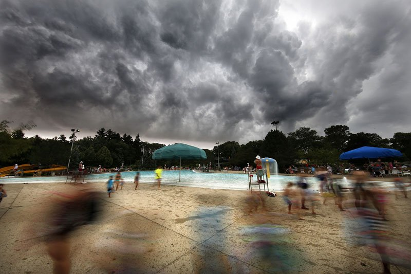 Thumbnail for Summer storms in Milwaukee area