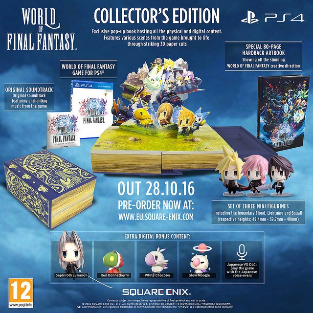 [MAJ] World of Final Fantasy Collector JAP & EU Cn5AxcLUkAARkTp