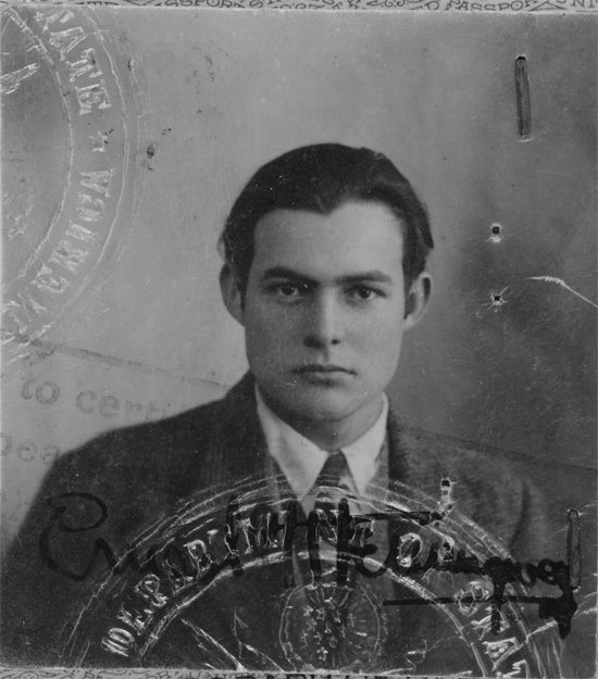 Good morning, all. Let's celebrate Ernest Hemingway's birthday with his 1923 passport photo. https://t.co/aiEA6u6mLO https://t.co/fkJfDslow3
