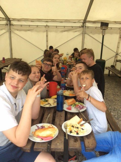 France Trip - Lunchtime!!