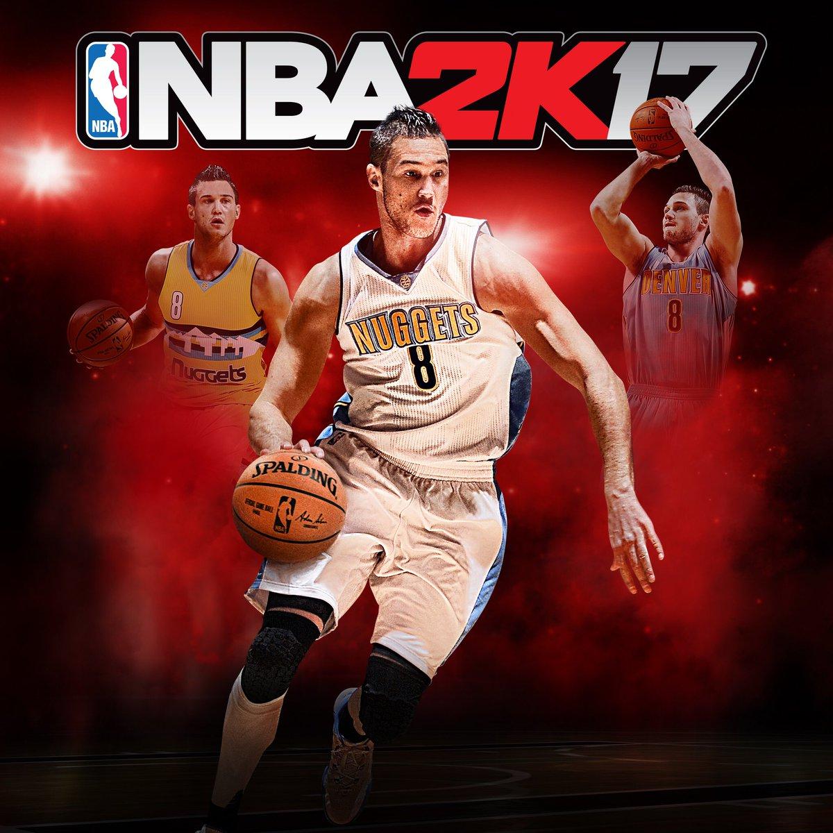 Sono onorato di essere l'atleta di copertina per @NBA2K!Gioca con me #NBA2K17 dal 16 Settembre.#ThisIsNotAGame https://t.co/25bFkWCBoJ