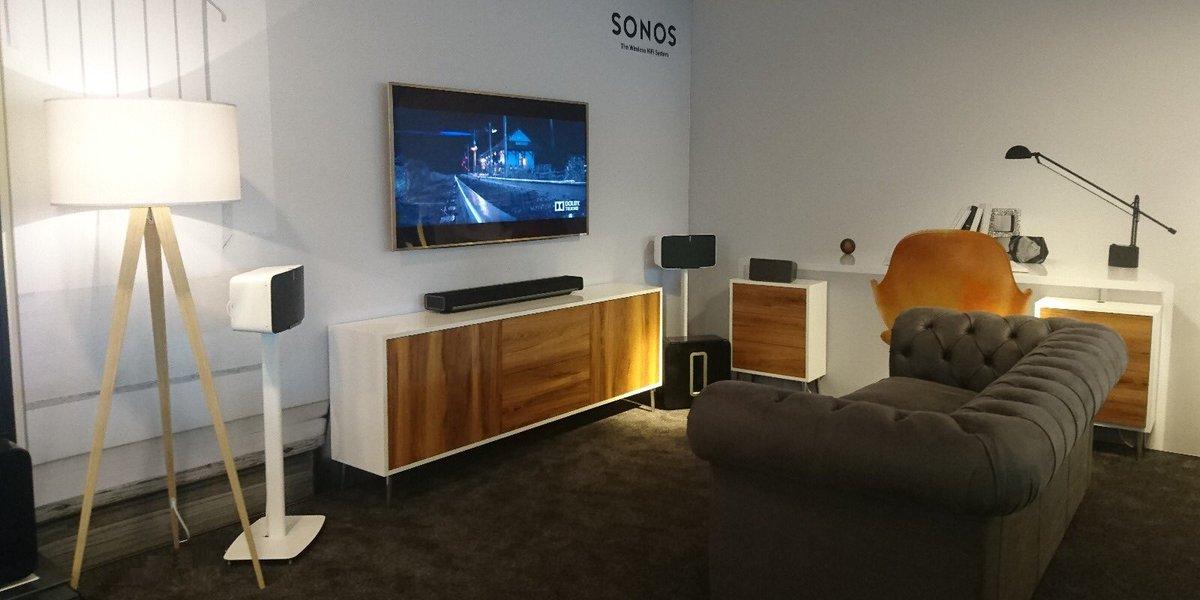 Annemiek tiemessen annemiektiemess twitter for Sonos woonkamer opstelling