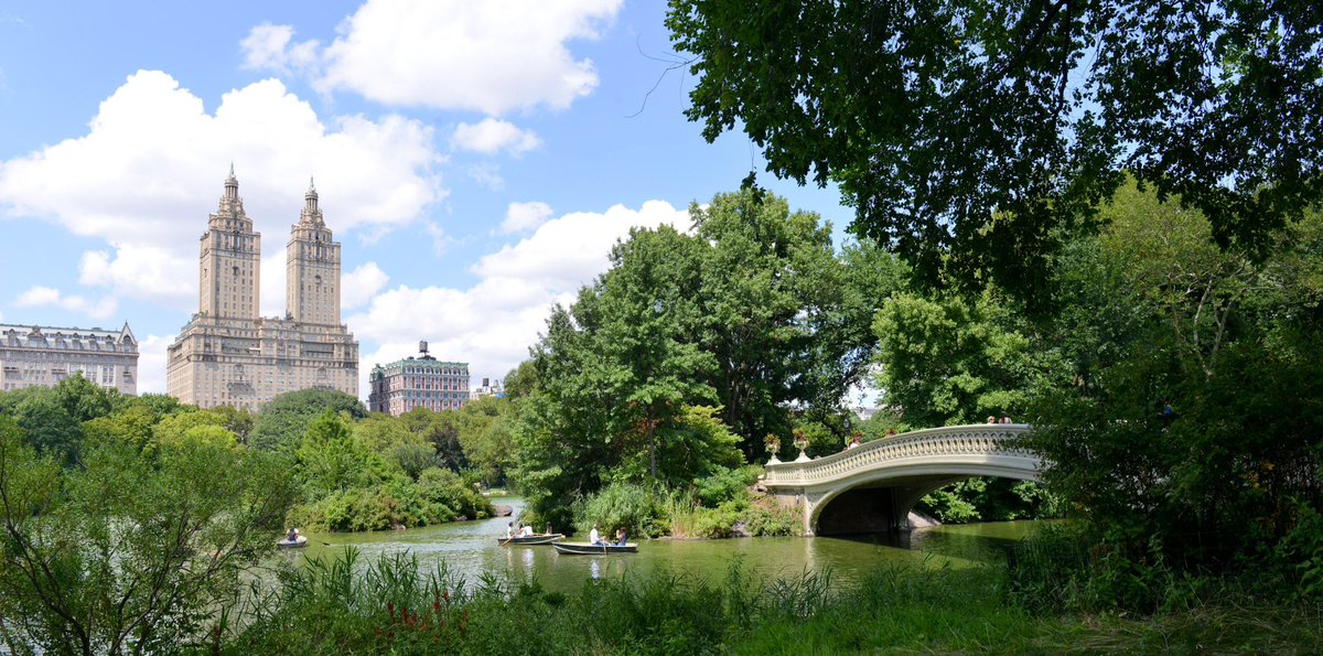 Happy 163rd birthday, @CentralParkNYC!