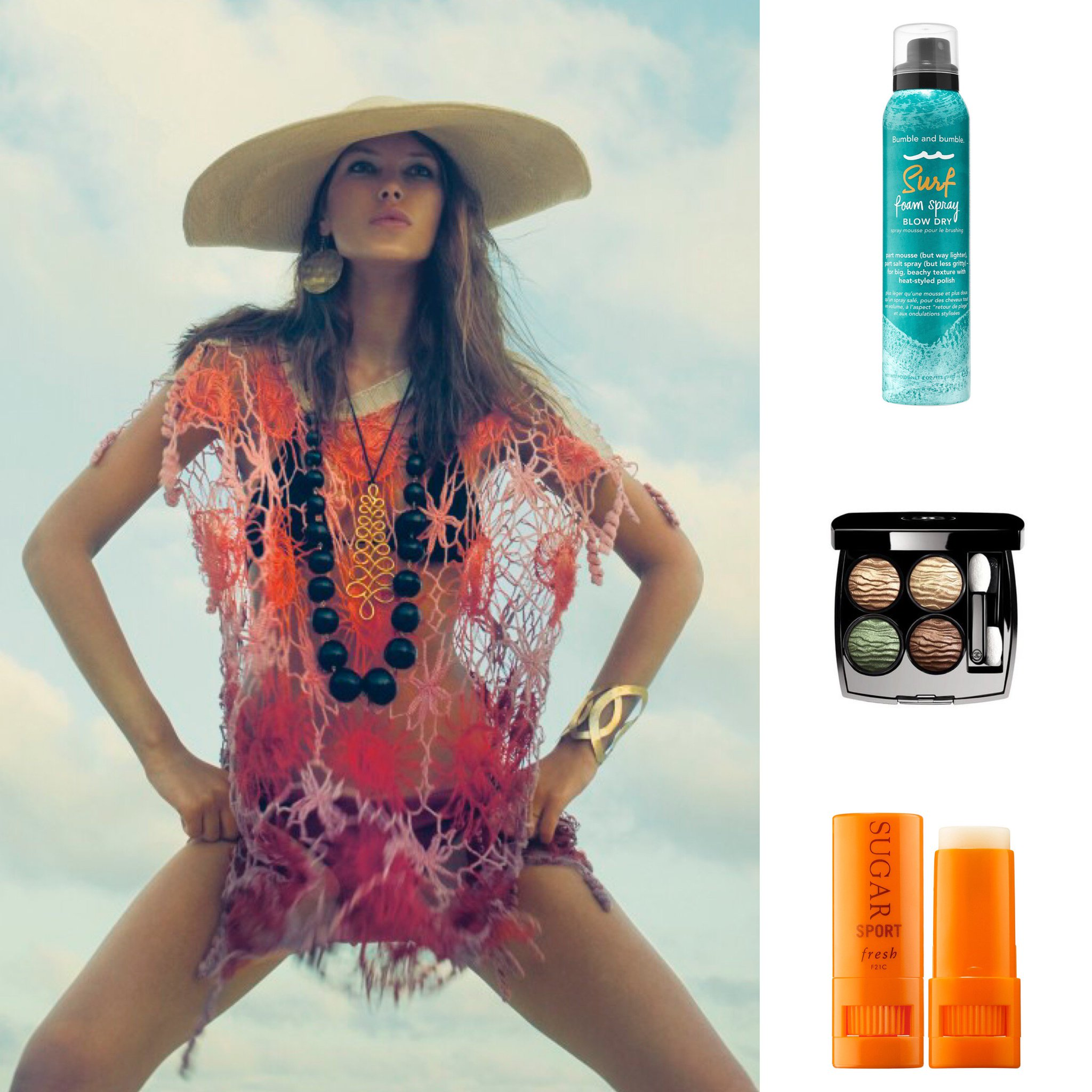 From sunscreen to shampoo, the best beauty to pack for your summer holiday: https://t.co/3PxBtLIzwC https://t.co/M3TQl7iWWD