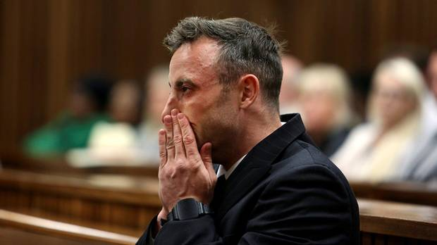 South African prosecutors seek longer prison term for Oscar Pistorius