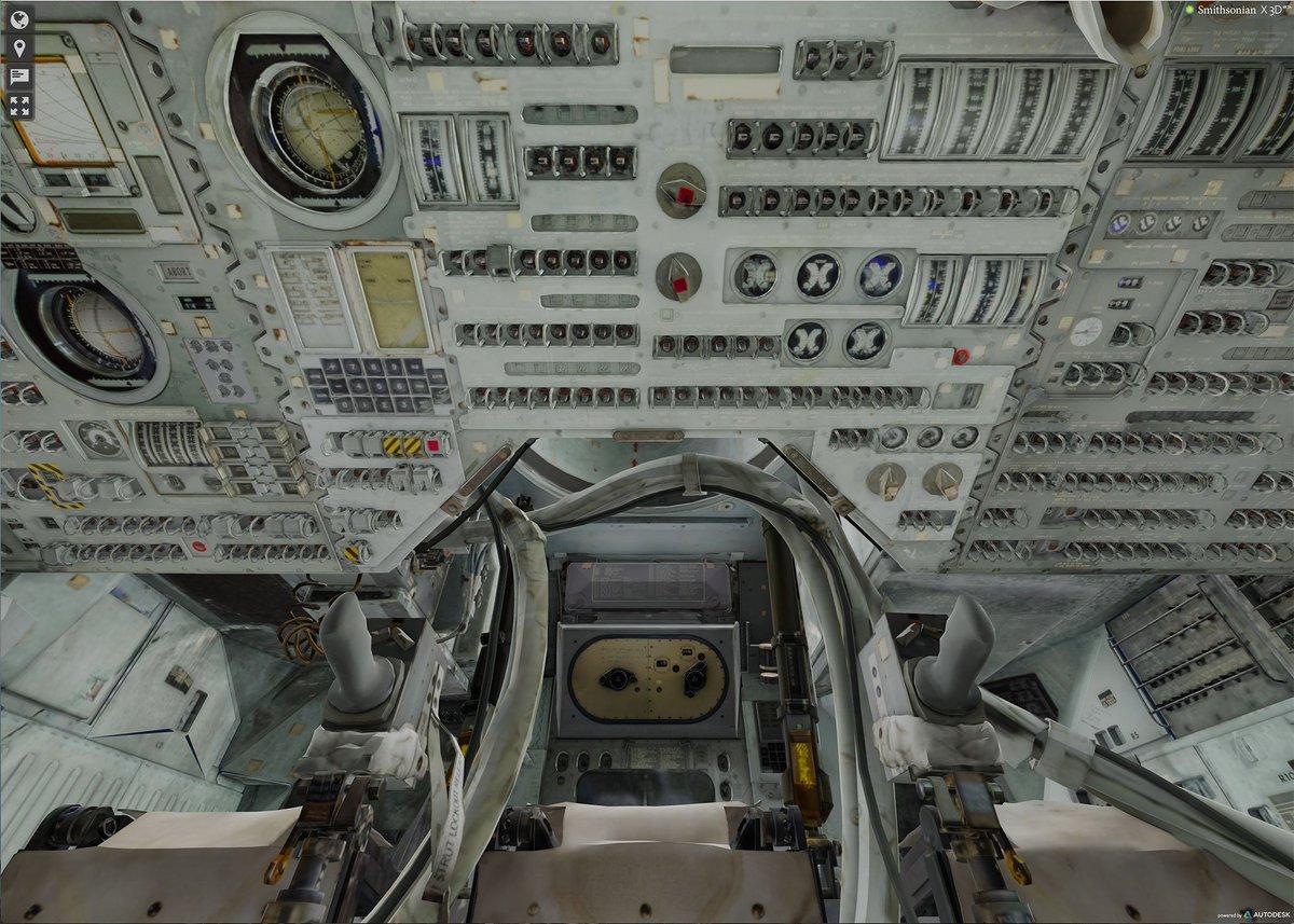 apollo capsule interior - HD1200×857