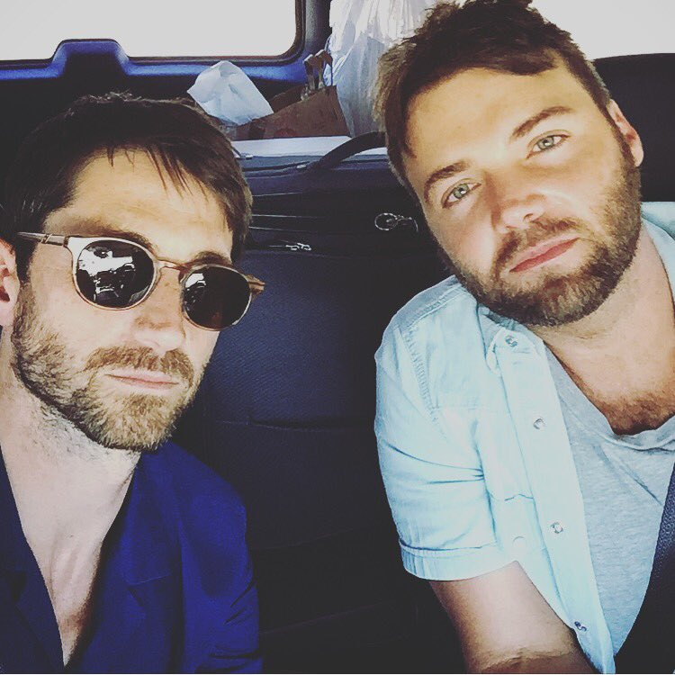 Cotton Mather & Isaac Walton aren't sure what traffic is but they don't like it. @SalemWGNA @Comic_Con https://t.co/EeODUDgtRx