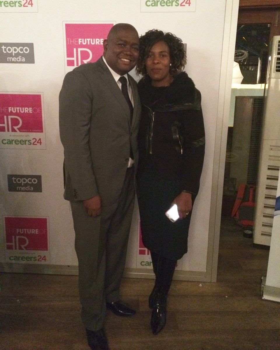 Siphiwe Moyo On Twitter Future Of HR Gala Dinner With My Boo Thabangmoyo