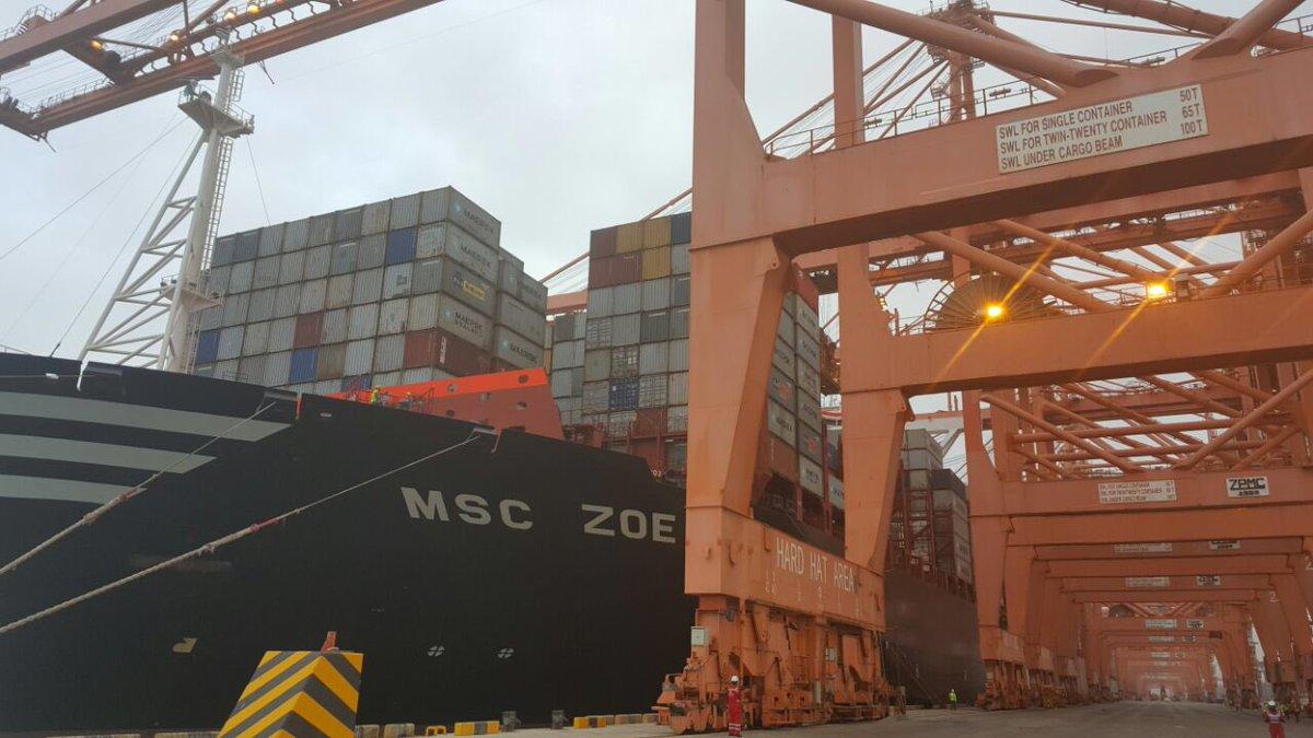 Port Of Salalah on Twitter: