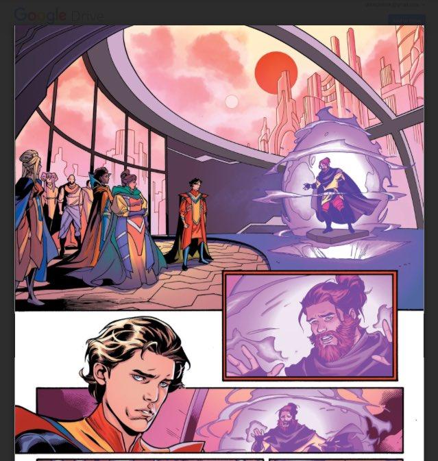 Sneak peek at Supergirl: Rebirth!