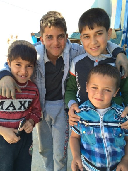 Zaatari is home to 80000 Syrian refugees in the Jordanian desert. A remarkable place. #therefugeecamp 9pm #bbc2 https://t.co/LzcDp2X5tz