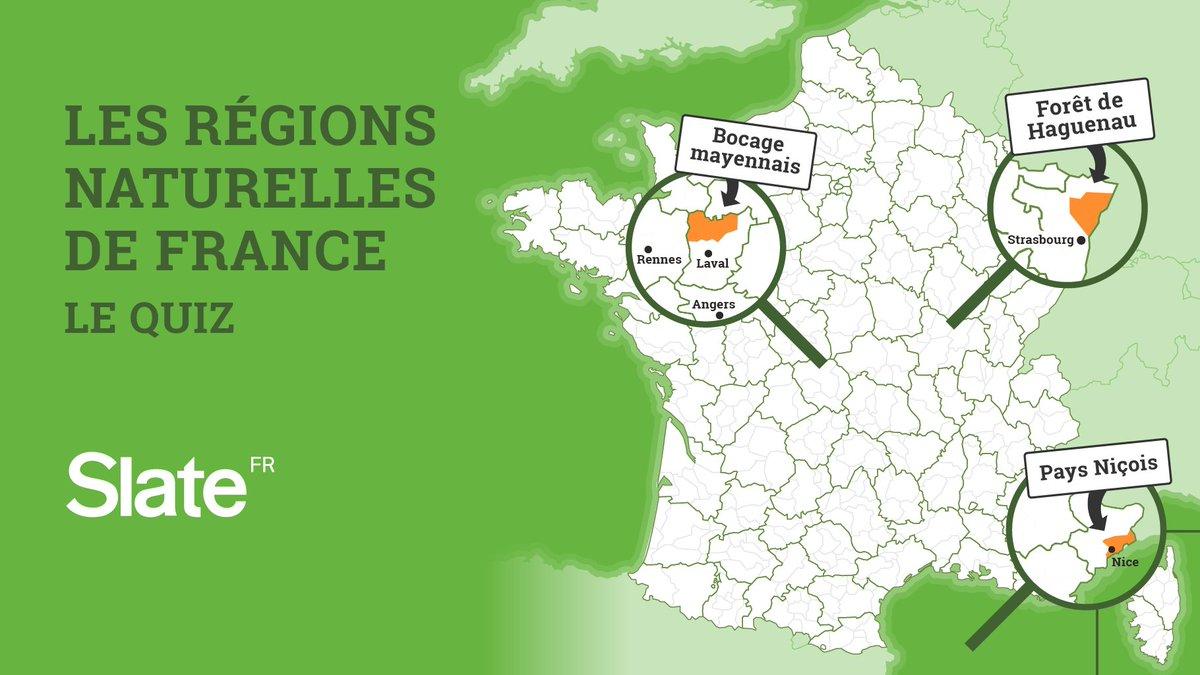Brice Terdjman On Twitter Quiz Regions Naturelles Etes Vous Un Fin Connaisseur De La Geographie Francaise Https T Co 0yra9k20gn Slatefr Https T Co Aqbu1d6nmc