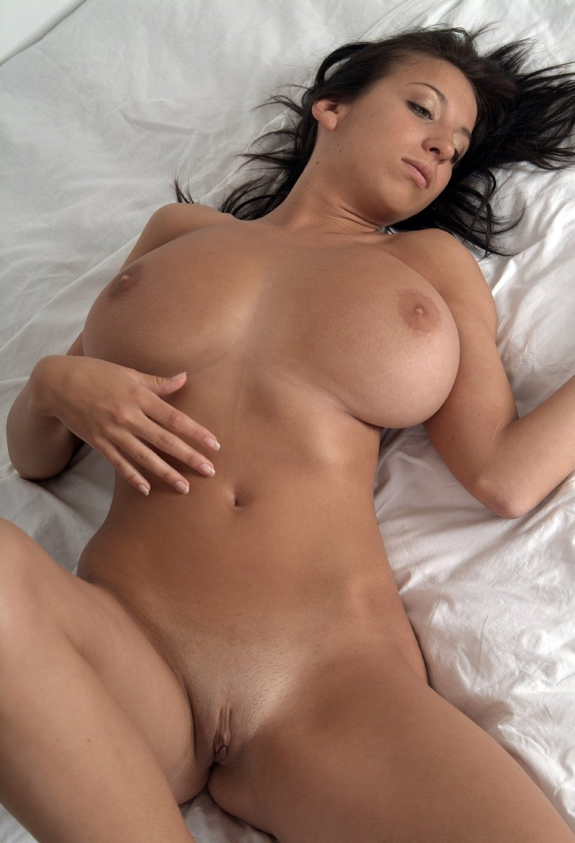 Naked Girlfriend Uses Her Pussy And Boobs To Get