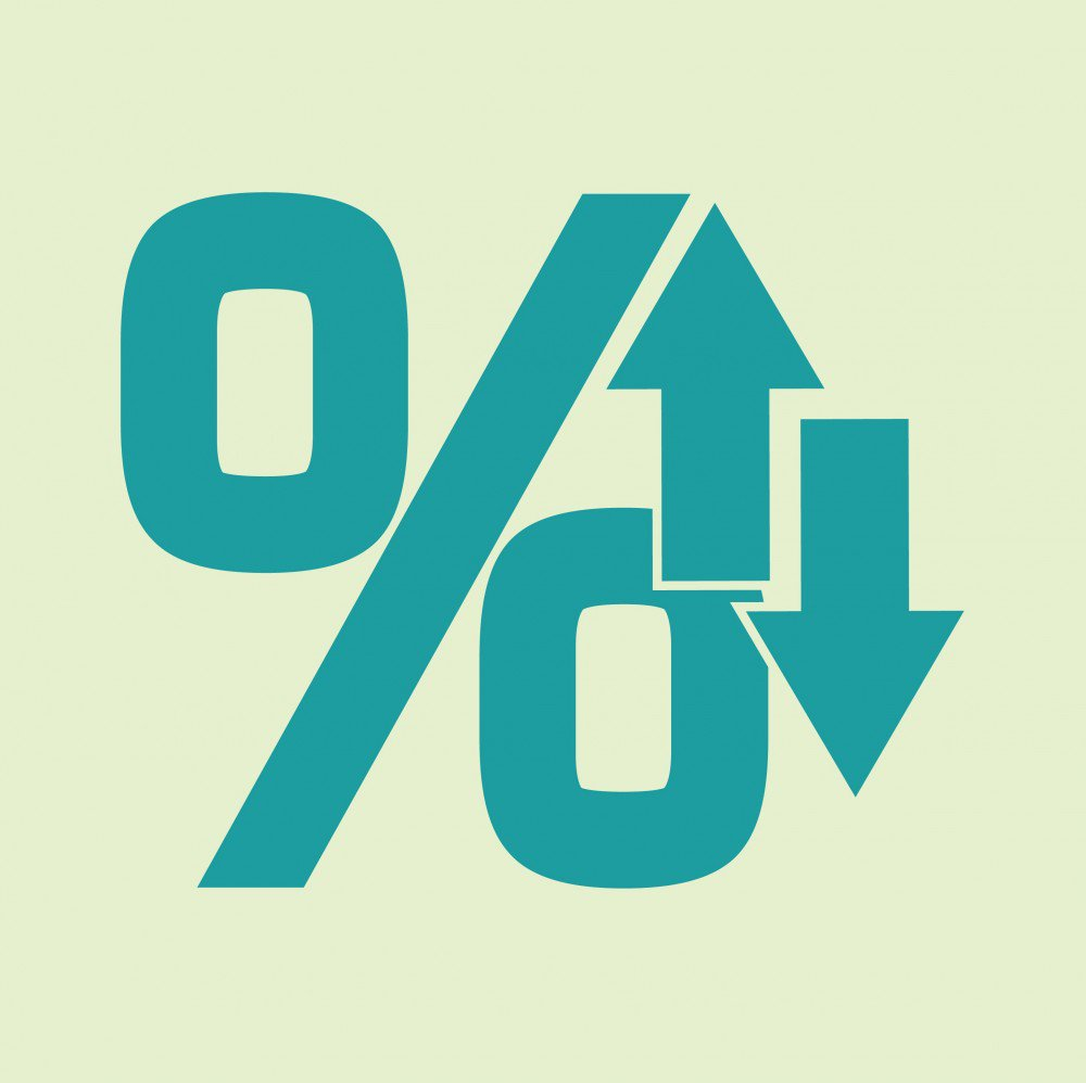 how to calculate percent difference