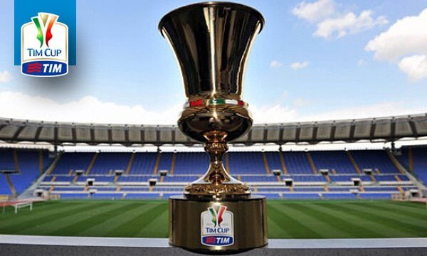 Coppa Italia TIM Cup 2016-17 in diretta tv: calendario Rai partite 1° turno