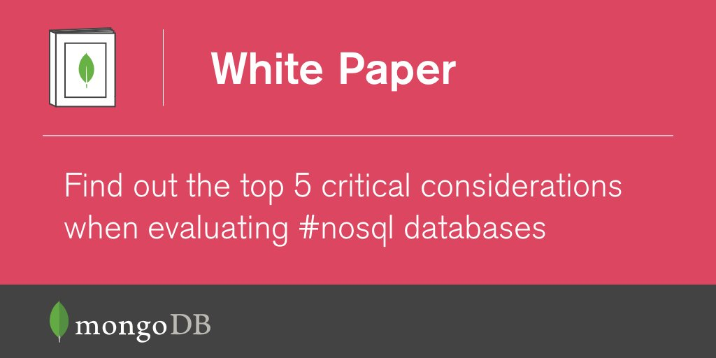 Selecting the Right Database: NoSQL vs. SQL