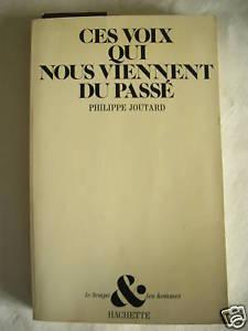 #VendredHIST Ces voix qui nous viennent du passé de Philippe Joutard 1983 @VendrediLecture Histoire orale https://t.co/euSrr5At8w