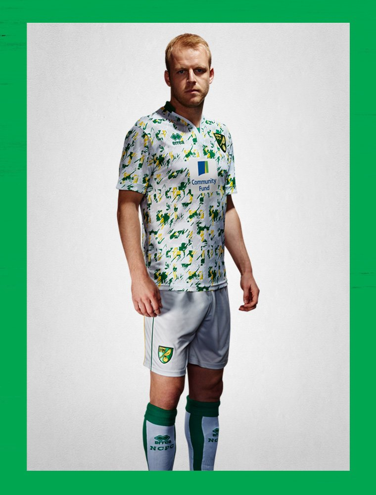 You know you want one of these shirts. Here's a chance to win one! Follow us + RT to enter. (Draw: 12pm Mon). #ncfc