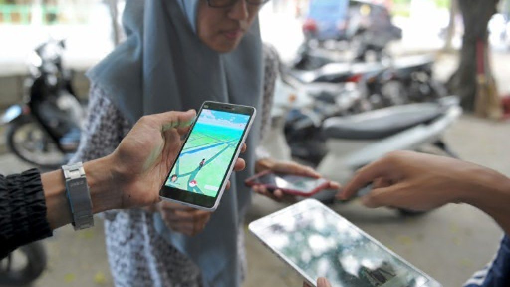 Pokemon no-go for Indonesian civil servants