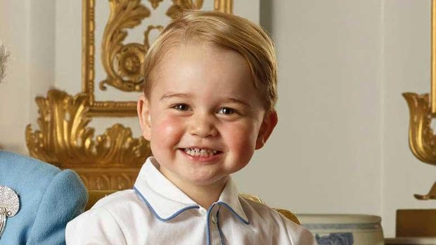 Happy 3rd Birthday Prince George!